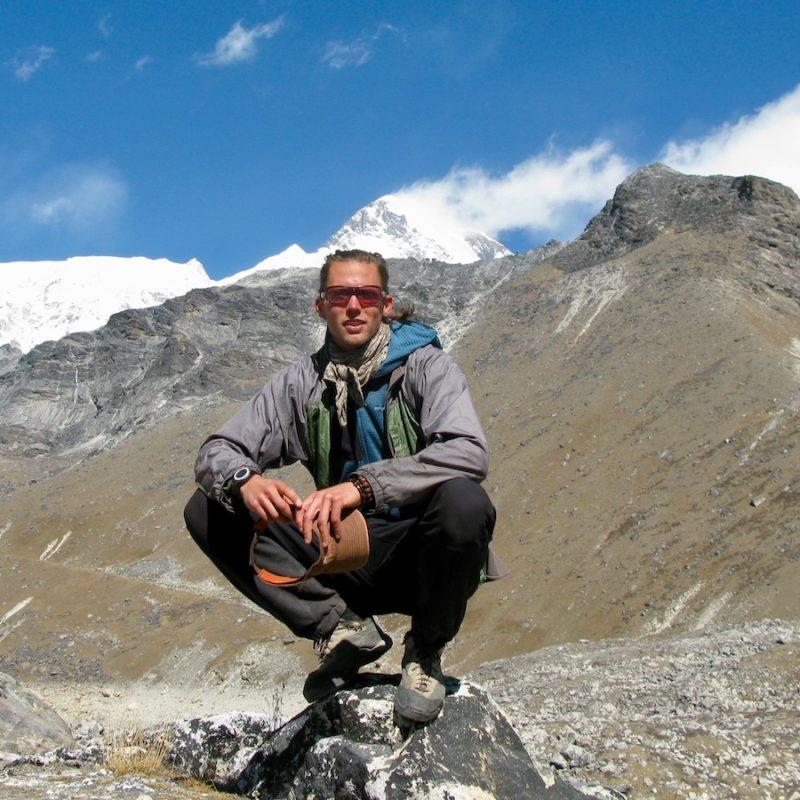 freddie botur in Nepal